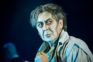 Albert Asadullin - Image: Альберт Асадуллин в мюзикле Кентервильское привидение