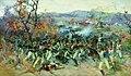 Атака лейб-гвардии Егерского полка (картина Н.С. Самокиша).jpg