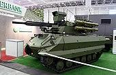 Боевой многофункциональный робототехнический комплекс Уран-9 - Международного военно-технического о
