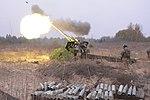 """Бойові стрільби артилерійських підрозділів на полігоні """"Дівички"""" (30052735733).jpg"""
