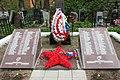 Братская могила советских войнов погибших и умерших от ранений полученных при освобождении города Смоленска.jpg
