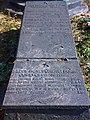 Братська могила радянських воїнів. Меморіальні плити (Новомиргород).jpg