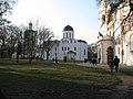 Вал Колегіум, Бориса й Гліба, Спасопреображенський собор (зліва на право).jpg