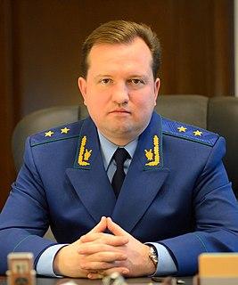 Igor Shevchenko (lawyer)