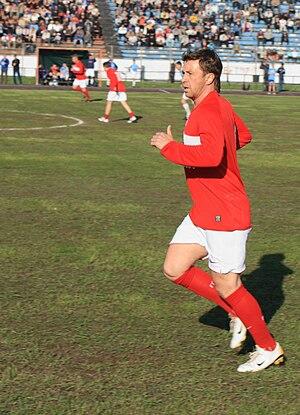 Uzbekistan Footballer of the Year - Valery Kechinov, Player of the Year award winner in 1992