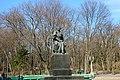 Київ, Перемоги просп. 40 (парк імені Пушкіна), Пам'ятник поету О. С. Пушкіну.jpg