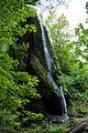 Малієвецький парк, водоспад.jpg