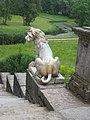 Мраморный лев. Фрагмент Большой каменной лестницы.jpg