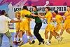 М20 EHF Championship FAR-MKD 28.07.2018 SEMIFINAL-6425 (42793995295).jpg
