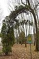 Охоронна табличка парку військового санаторія «Хмільник» P1350002.jpg
