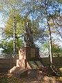 Пам'ятний знак на честь воїнів-односельців, село Малиничі,.jpg