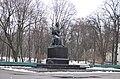 Парк імені Пушкіна на проспекті Перемоги у Києві. Фото 3.jpg