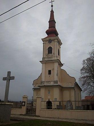Negoslavci - Image: Православна црква у Негославцима 02