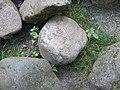 Столін. Камяні з-пад алтарнай часткі касцёла (08).jpg