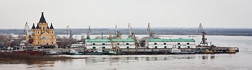 оао нижегородский порт банкротство