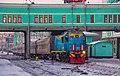 ТЭМ18ДМ-408, Россия, Новосибирская область, станция Новосибирск-Главный (Trainpix 152550).jpg