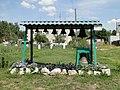 Толшевский Спасо-Преображенский монастырь. Колокольня. - panoramio.jpg
