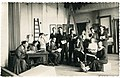 Читајућа проба Госпође министарке, 1933.jpg