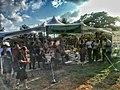 אוהל שמיטה ישראלית בפסטיבל הקהל .jpg