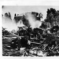 המאורעות בארץ ישראל 1938 - ירושלים שריפת מפעל עצים ליד מטה צבאי בריטי-PHL-1088123.png