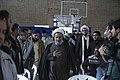 سخنرانی علیرضا پناهیان در جمع هیئت های مذهبی در قصر شیرین به مناسبت بیست و دوم بهمن ماه Alireza Panahian 04.jpg