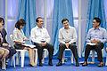 นายกรัฐมนตรีบันทึกเทปรายการเชื่อมั่นประเทศไทย กับนายกฯ - Flickr - Abhisit Vejjajiva (31).jpg