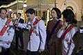 นายกรัฐมนตรี และภริยา เฝ้าฯ รับเสด็จ สมเด็จพระเทพรัตนร - Flickr - Abhisit Vejjajiva (25).jpg