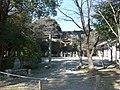 五條市大野新田町 阿太峯神社 Adamine-jinja, Ōnoshinden-chō 2011.3.05 - panoramio.jpg