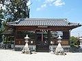 五條市近内町(御霊神社境内) 八幡社 Hachiman-sha, Chikauchi-chō 2011.4.29 - panoramio.jpg