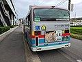 京急バスいすゞエルガ ハイブリッド表示 久里浜20210402 164715.jpg