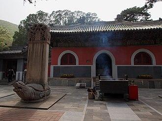Jietai Temple - Image: 戒台寺天王殿 Heavenly Kings Hall 2012.04 panoramio