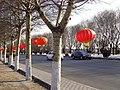 春节时的建设路 - panoramio.jpg