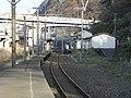 親不知駅 ホーム西端より - panoramio.jpg