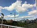광주 광산구 수완동 호수공원 근처 다리 - panoramio.jpg