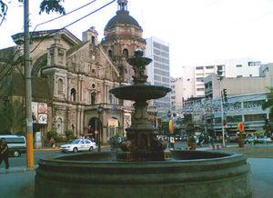 Lorenzo Ruiz - Binondo Church, the main shrine of St Lorenzo Ruiz