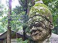003 Yakkha at Entrance to Monastery (9205525467).jpg