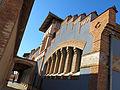 006 Museu de Tortosa, antic escorxador, façana est.JPG