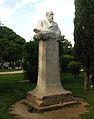 019 Monument a Marian Aguiló, parc de la Ciutadella.JPG