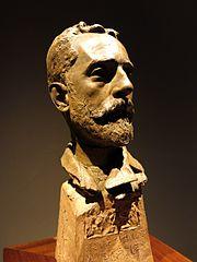 Bust d'Eduard Toda