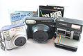 0464 Fuji Instax 210 Polaroid 600 Spirit Fuji Cheki (7159344382).jpg