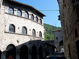 Palazzo del Capitano del Popolo, Gubbio