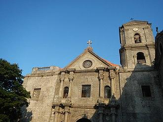 Roman Catholic Archdiocese of Manila - San Agustin Church