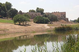 Antipatris - Tel Afek