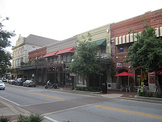 Palafox Historic District United States historic place