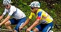 12 Etapa-Vuelta a Colombia 2018-Ciclista Jonathan Caicedo Oscar Sevilla.jpg