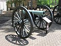 12 Pounder Howitzer at Chickamauga Battlefield Visitors Center image 4.jpg