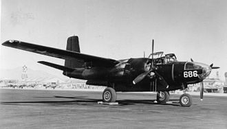 67th Cyberspace Wing - 12th Squadron RB-26 Invader