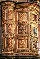 1414 - 2014. 600 Jahre Chorhalle des Aachener Doms. Ambo Heinrichs II. Links.jpg