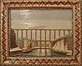 148 Musée breton Plaque décorative le viaduc de Morlaix Porquier-Beau.jpg