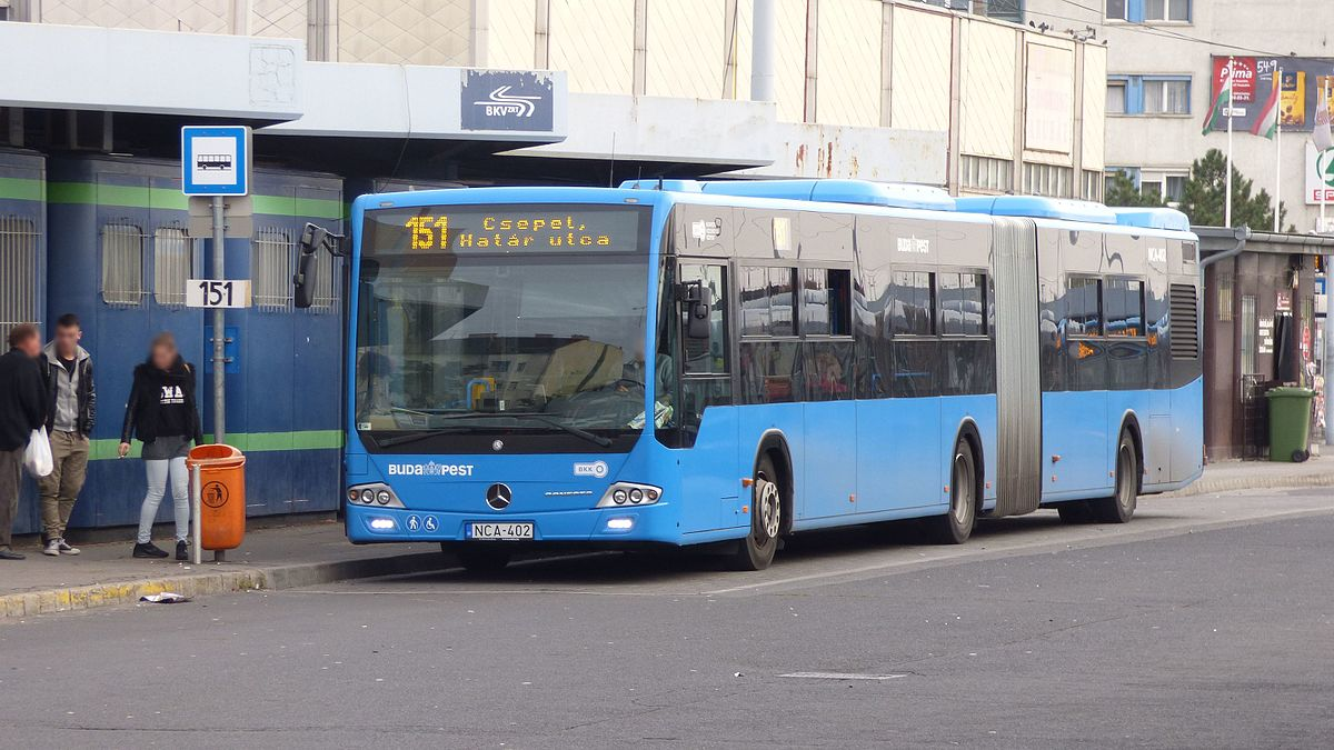 151-es busz (Budapest) – Wikipédia